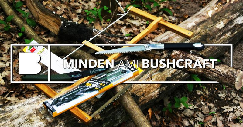A legjobb Bushcraft fűrészek