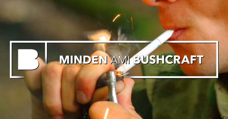 Cigaretta – Szikravető
