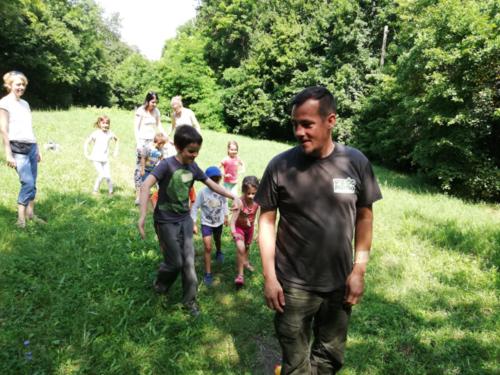 Vadóc Manó és a mocsár titka – programunk negyedik állomása