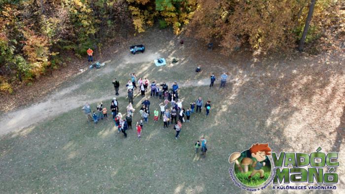Vadóc Manó és az elhagyott torony – 2019.10.20